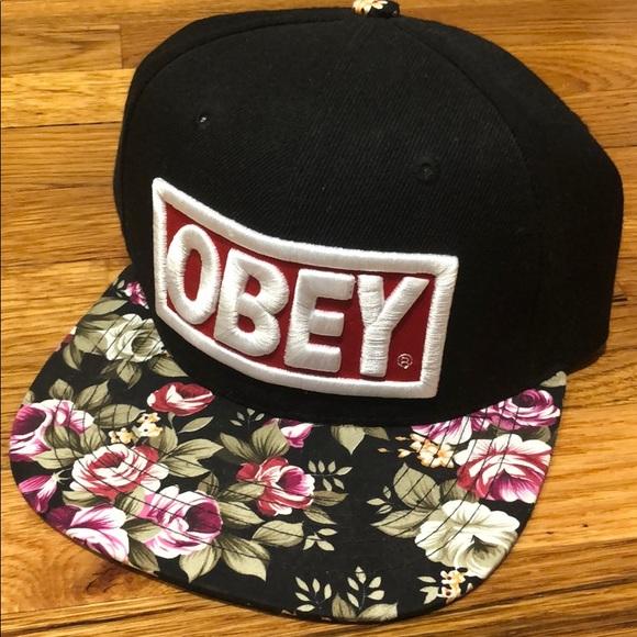 877ef27c0d9 snapback obey hat. M 5c3d3c0b2beb79099cb83c42